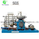 compresor del diafragma del gas hilarante de la presión de la descarga 16MPa