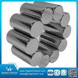 Permanent Big Cylinder Sintered Strong NdFeB Magnet