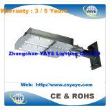 A lâmpada a mais nova da estrada do diodo emissor de luz da ESPIGA da luz de rua do diodo emissor de luz do projeto 60With90With120With150With180W de Yaye 18 com excitador de Ce/RoHS/Meanwell