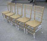 연회 의자 호텔 가구 공장 가격 금 Chiavari 의자