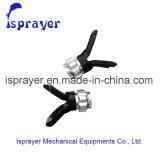 Protector de aluminio de la extremidad de boquilla para la extremidad privada de aire de alta presión