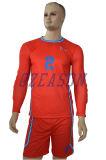 تصميم رجال فريق طويلة كم كرة قدم بدلة حارس مرمى بدلة ([س030])