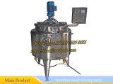De Chemische Reactor van de Tank van de Reactie van het roestvrij staal die door Elektrisch (roestvrij staalreactor) wordt verwarmd