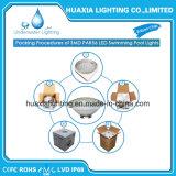 24 Вт пульт дистанционного управления RGB 12V PAR56 лампы светодиодные лампы пула
