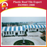 Anti-Cossion mattonelle di tetto di Apvc