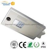 precio de fábrica 15W LED IP65 integrado de productos solares 2019 Luces Farola exterior