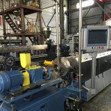 TPU/TPR/EVA etc.를 재생하는 플라스틱을%s 기계를 만드는 쌍둥이 나사 압출기 수중 작은 알모양으로 하기 제림기