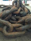 Catena d'ancoraggio della nave di collegamento della vite prigioniera della catena d'ancoraggio della nave