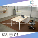 Meuble moderne Office Desk Manager Table d'ordinateur avec tiroir mobile