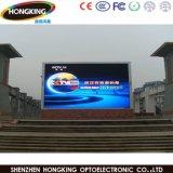 Demostración a todo color al aire libre P5 que hace publicidad de la pantalla de visualización de LED de Nationstar