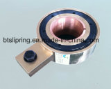 Bague 1200A collectrice fiable/couplages rotatifs de la terre de constructeur chinois