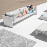 Hot Sale Garden Patio Outdoor Furniture Sitting Room Leisure Rattan / Wicker Sofa Set