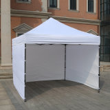 Billig 10X10FT im Freien verwendetes Kabinendach-Zelt mit Wand