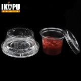 مستهلكة مرق فنجان يختبر فنجان مع غطاء [1وز] [2وز] [3وز]