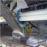 La machine de découpage de marbre de tuile de granit Xzqq625A a vu la machine pour le constructeur de partie supérieure du comptoir