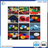 Fechamentos de frasco plásticos da tampa plástica diferente das cores