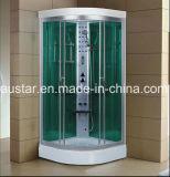 sauna do vapor do setor de 900mm com chuveiro (AT-8815F)