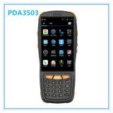4 인치 접촉 스크린 소형 Barcode 스캐너 PDA