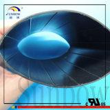 重い壁の接着剤によって並べられる電気黒いPolyolefinの熱-縮みやすい管(3X)