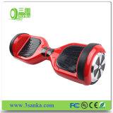 Nuevo uno mismo de la calidad al agua confiable que balancea dos la rueda eléctrica 100 Hoverboard