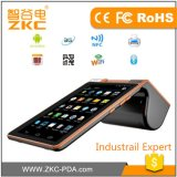 Full Touch Screen Andriod 4.2 Handheld POS with Free Sdk NFC Printer Scanner