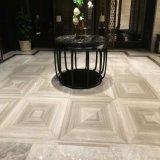Schwarzer weißer Marmorgranit-Polierstein für zurechtgeschnitten, Countertops, pflasternd, Fußboden