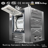 Pecho industrial Ironer del lavadero del rodillo doble completamente automático caliente de la venta
