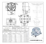 Kbq-03b Serie Winddruckschalter