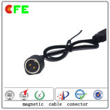 2pin impermeable impermeable cable magnético conector para Smart Watch