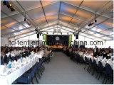 鉄骨構造PVC大きい屋外党テントまたは結婚式のテントか玄関ひさしのテント