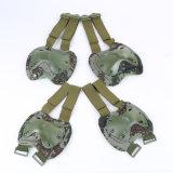 De openlucht Sporten bestrijden Tactische Militaire Beschermende Kneepads van de Stootkussens van de Elleboog van Knieën