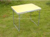 складной столик алюминия 80*60cm, таблица пикника