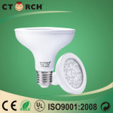 Ctorch LED Lighting Nouvelle Promotion P20 8W LED PAR Ampoule