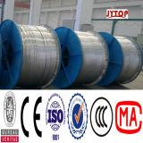 1/0 2/0 4/0 3/0 AWGアルミニウム覆われた鋼鉄によって補強されるACSR/Awアルミニウムコンダクター