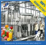 SUS304 Vruchtesap die tot Machine maken het Vullen van het Groentesap Machine