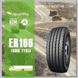 Chinesischer Gummireifen-Fabrik-LKW-Reifen der Oberseite-1 mit Garantiebedingung 385/65r22.5