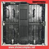 Showcomplex pH2.5 muere la pantalla de visualización montada en la pared de interior del molde LED