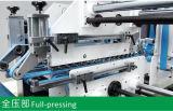 Fechadura inferior automática máquina de colagem de dobragem da Caixa de Papelão Ondulado (GK-1200/1450/1600AC)