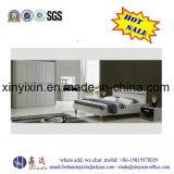 現代Size Bed White Color王MDFの寝室の家具(B23#)