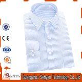 Adelgazar la camisa formal de los hombres aptos del algodón 100%