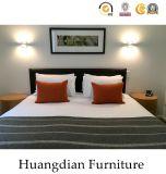 나무로 되는 호텔 침실 가구 (HD239)