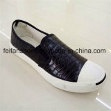 Ботинки ботинок холстины впрыски людей цвета Boild вскользь продают оптом (FFZL1101-03)