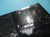Assemblée épaisse de la carte 42.02um de carte de noir de circuit de carte