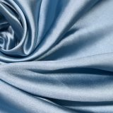50d*75D pour la robe de satin torsadée lumineux/Robe de nuit et sous-vêtements
