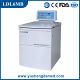Cer-anerkanntes Labordigital-medizinische niedrige Zentrifuge Ldll6MB