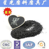 Alumine protégée par fusible par noir pour la poudre abrasive de carborundum de souffle de sable