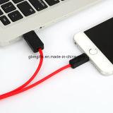 USB a mini 8 Pin 2 em 1 USB que cobra o cabo 1m de OTG
