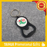 Promotional Custom Metal Bottle Opener Keychain with Logo Printed (TH-06924)