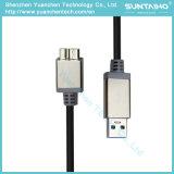 USB3.0 Am на USB Bm кабель для принтера с помощью металлического корпуса для компьютера