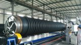 HDPE Plastic Hot Filament Winding Pipe
